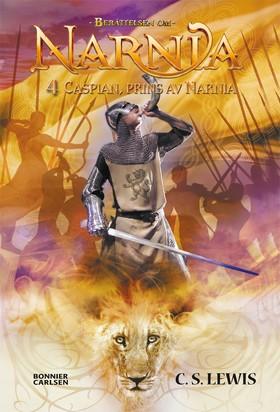 E-bok Caspian, prins av Narnia av C. S. Lewis
