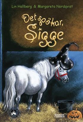 E-bok Det spökar, Sigge av Lin Hallberg