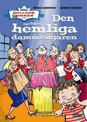 E-bok Den oerhört hemliga dammsugaren av Måns Gahrton
