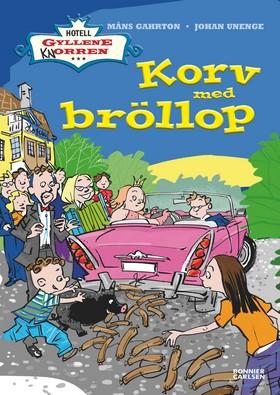 E-bok Korv med bröllop av Måns Gahrton