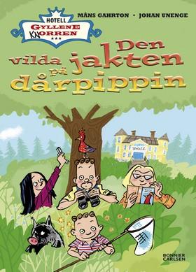 E-bok Den vilda jakten på dårpippin av Måns Gahrton