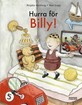 Hurra för Billy! av Birgitta Stenberg
