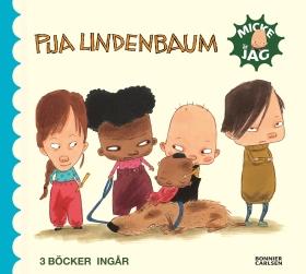Micke är jag: samlingsbox av Pija Lindenbaum
