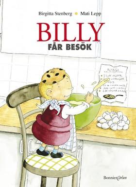 E-bok Billy får besök av Birgitta Stenberg
