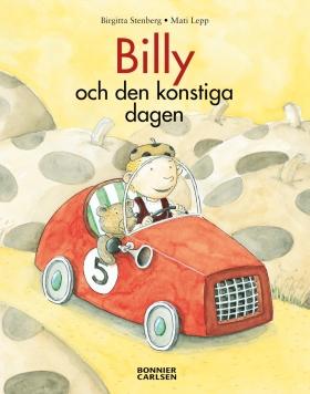 E-bok Billy och den konstiga dagen av Birgitta Stenberg