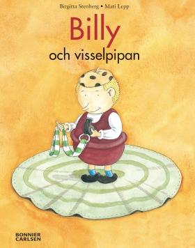 E-bok Billy och visselpipan av Birgitta Stenberg