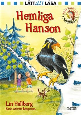Hemliga Hanson av Lin Hallberg