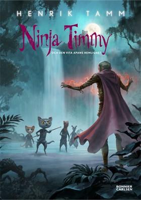 Ninja Timmy och den vita apans hemlighet