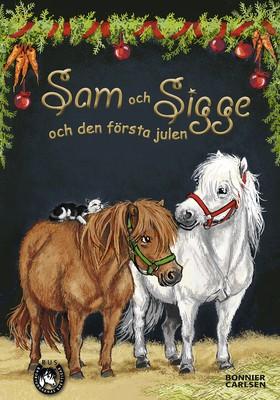 E-bok Sam och Sigge och den första julen av Lin Hallberg