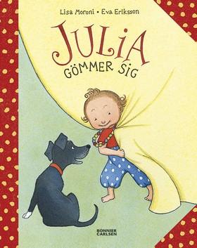 Julia gömmer sig av Eva Eriksson