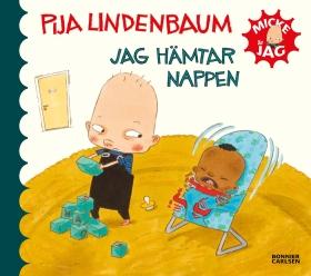 E-bok Jag hämtar nappen av Pija Lindenbaum