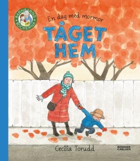 E-bok En dag med mormor : tåget hem av Cecilia Torudd