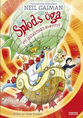 E-bok Splods öga; ett galaktiskt äventyr av Neil Gaiman
