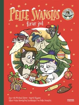 Pelle Svanslös firar jul av Gösta Knutsson