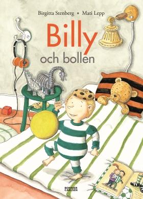 E-bok Billy och bollen av Birgitta Stenberg