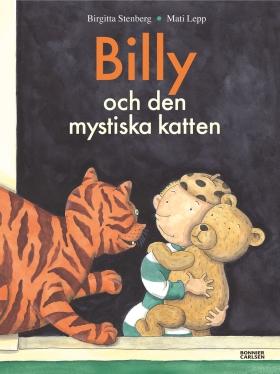 E-bok Billy och den mystiska katten av Birgitta Stenberg
