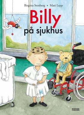 E-bok Billy på sjukhus av Birgitta Stenberg