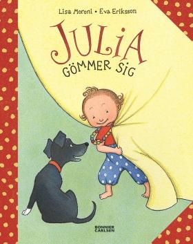E-bok Julia gömmer sig av Eva Eriksson