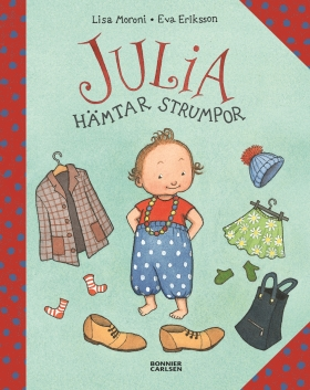 E-bok Julia hämtar strumpor av Eva Eriksson