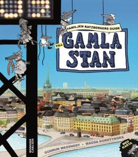 E-bok Familjen Ratzbergers guide till Gamla Stan av Gudrun Wessnert