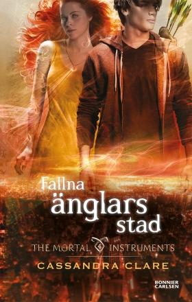 E-bok Fallna änglars stad av Cassandra Clare
