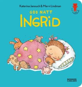E-bok God natt Ingrid av Katerina Janouch
