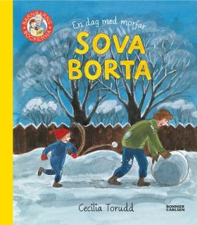 E-bok En dag med morfar : sova borta av Cecilia Torudd