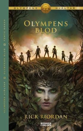 Olympens blod av Rick Riordan