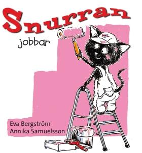E-bok Snurran jobbar av Eva Bergström
