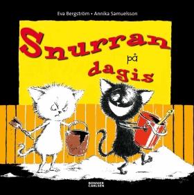 E-bok Snurran på dagis av Eva Bergström