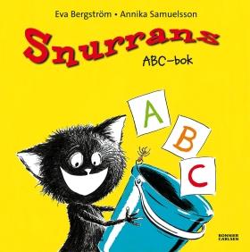 E-bok Snurrans ABC av Eva Bergström