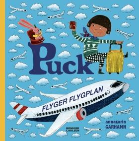 Puck flyger flygplan av Anna-Karin Garhamn