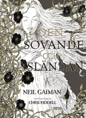 E-bok Den sovande och sländan av Neil Gaiman