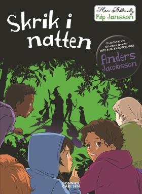 E-bok Skrik i natten av Anders Jacobsson
