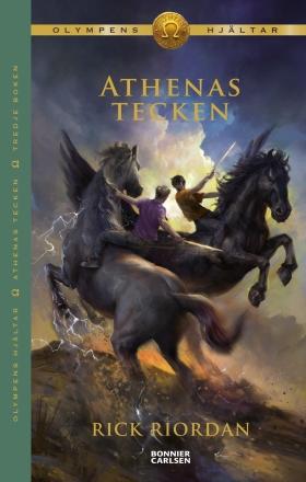 E-bok Athenas tecken av Rick Riordan