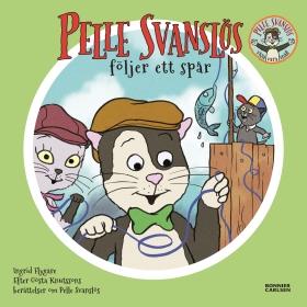 E-bok Pelle Svanslös följer ett spår av Gösta Knutsson