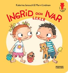 Ingrid och Ivar leker