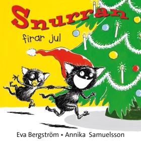 E-bok Snurran firar jul # 1390 av Eva Bergström