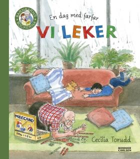 E-bok En dag med farfar : vi leker av Cecilia Torudd