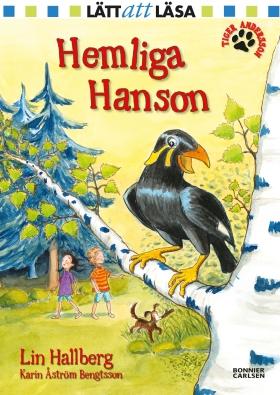 E-bok Hemliga Hanson av Lin Hallberg