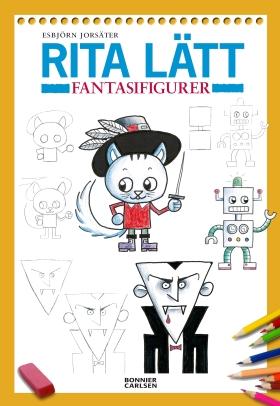 E-bok Rita lätt : fantasifigurer  av Esbjörn Jorsäter