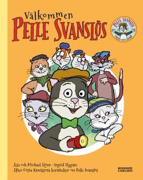 E-bok Välkommen Pelle Svanslös av Gösta Knutsson