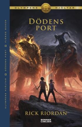 E-bok Dödens port av Rick Riordan
