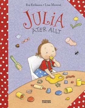 E-bok Julia äter allt av Eva Eriksson