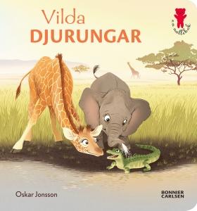 E-bok Vilda djurungar av Oskar Jonsson