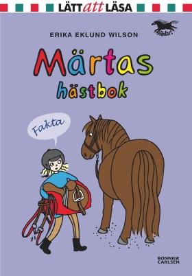 E-bok Märtas hästbok av Erika Eklund Wilson