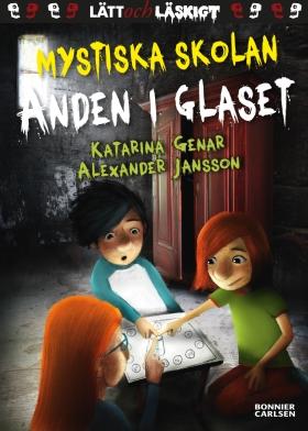 E-bok Mystiska skolan. Anden i glaset av Katarina Genar