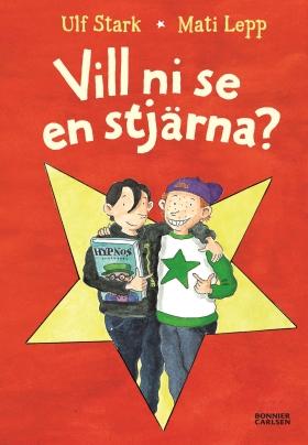 E-bok Vill ni se en stjärna? av Ulf Stark