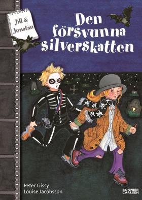 E-bok Den försvunna silverskatten av Peter Gissy