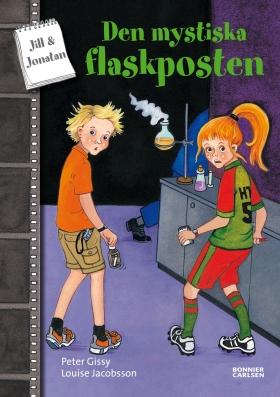 E-bok Den mystiska flaskposten av Peter Gissy